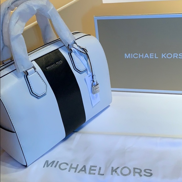 305d86d828fb MICHAEL KORS STUDIO Mercer Medium Leather Duffel